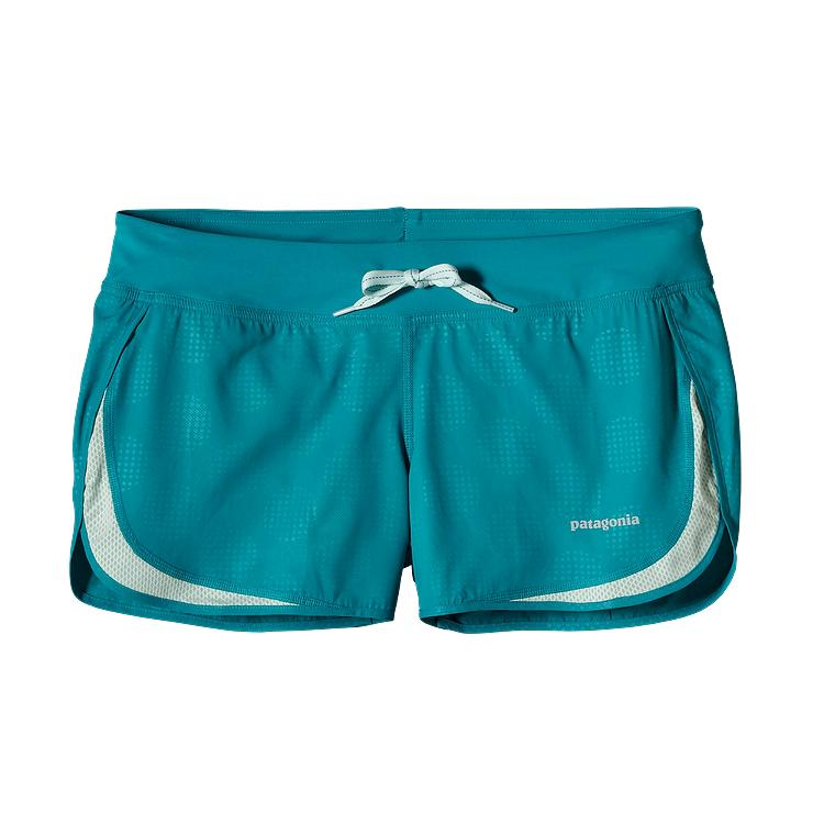 Blue Women's Shorts from Patagonia
