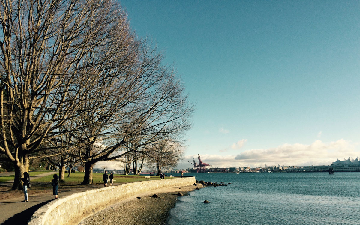 Stanley Park Vancouver It's All Well + Good Magazine