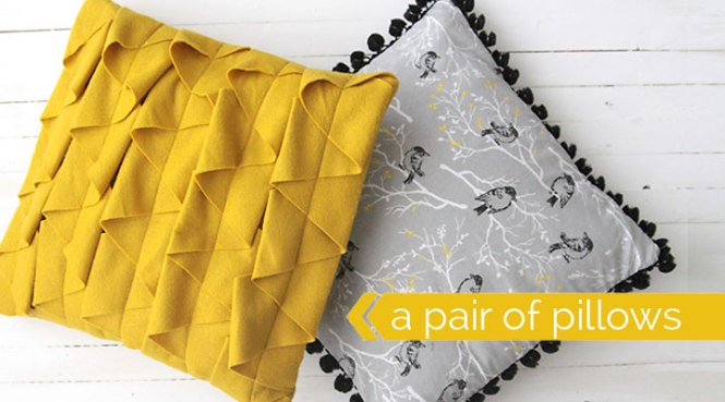 How To Sew A Throw Pillow Cover In 10 Easy Steps