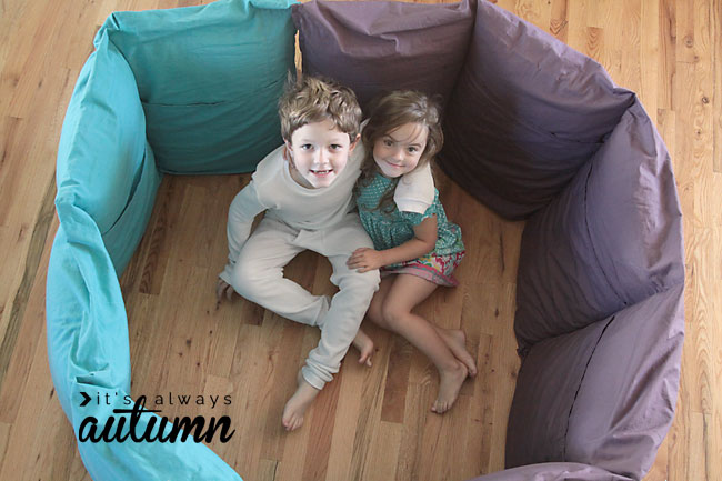 How To Make A Kids Pillow Bed The Easiest Amp Cheapest Way