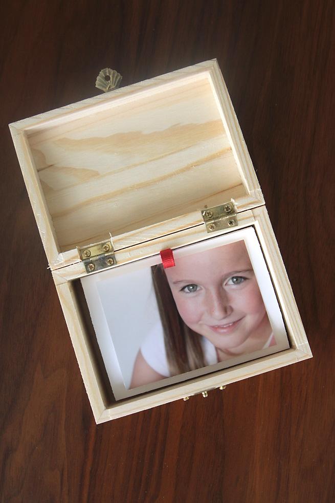 Easy Amp Cheap DIY Gift Idea Photo Gift Box Its Always