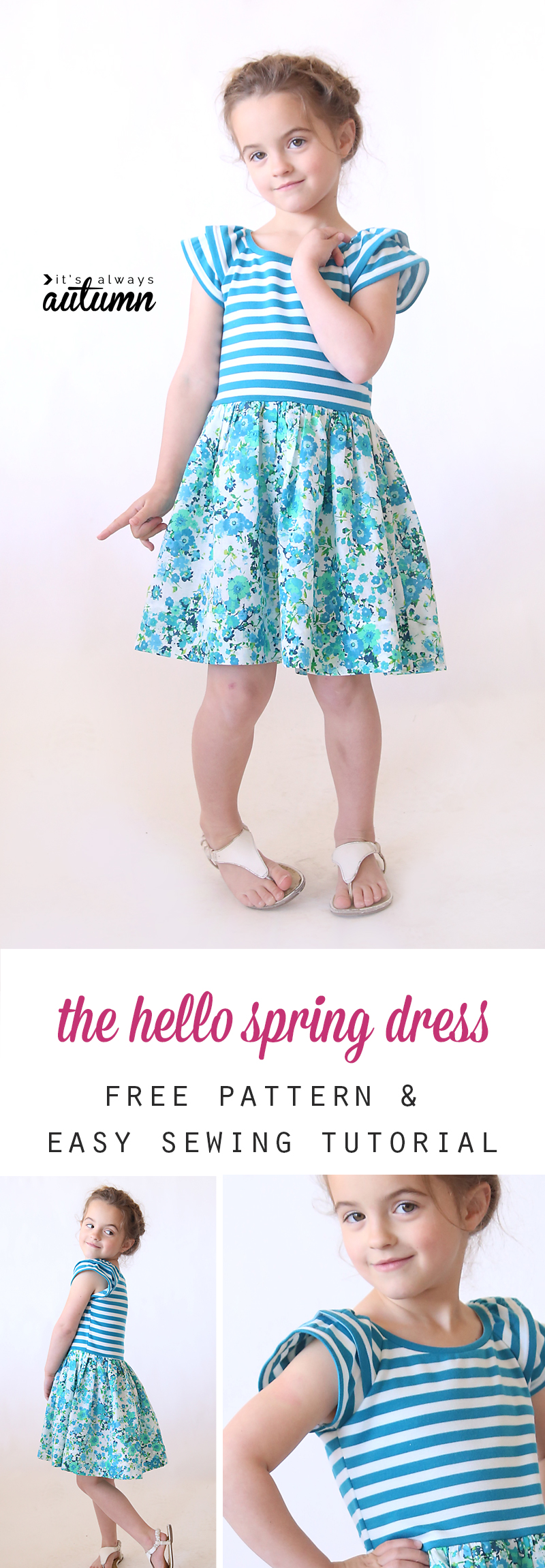 Image Result For How To Make A Dress Out Of Fabric Without Sewing