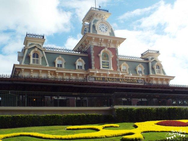 Disney Worlds Magic Kingdom