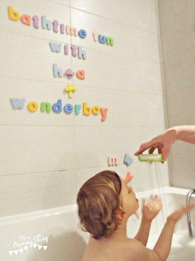 Elf Shower