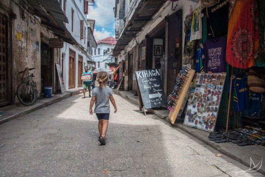 Creating Independent Children Through Travel