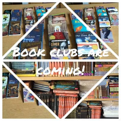 Book Club Novels