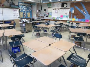 Arranging Your Classroom Desks In Small Groups Of 3 4 Allows Many Options  For Work