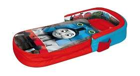Perfect For The Thomas Lover This Portable Day Bed Has A Soft Covered Air Mattress That Comes With Matching Sleeping Bag Features
