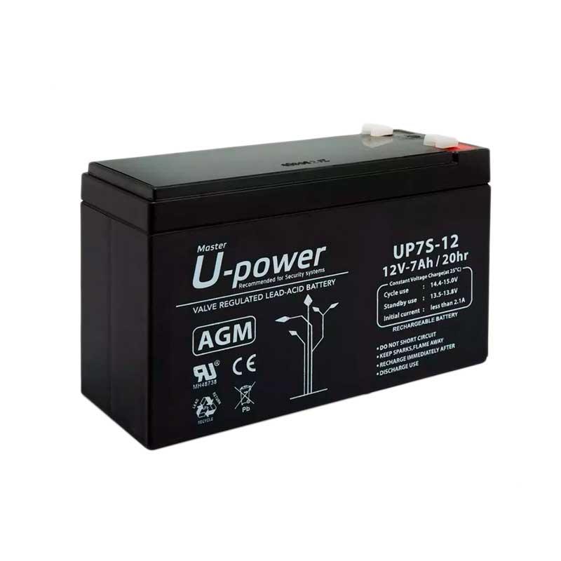 Baterias 12V 7A
