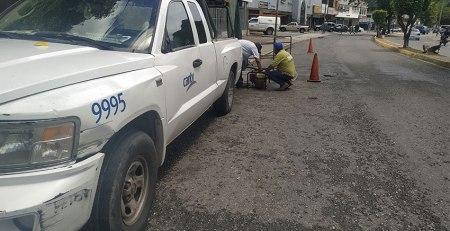 CANTV, Mantenimientos a medias en La Victoria