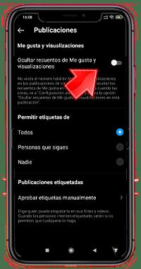 ITSCA - Configuracion de Publicaciones de Instagram