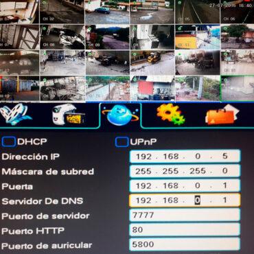 ITSCA - Servicios profesionales en computación - Instalacion de Cámaras