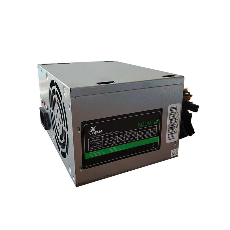 Fuente de poder 500W Xtech