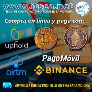 ITSCA - Medios de Pago