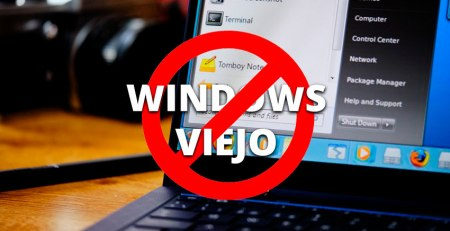 Windows viejo