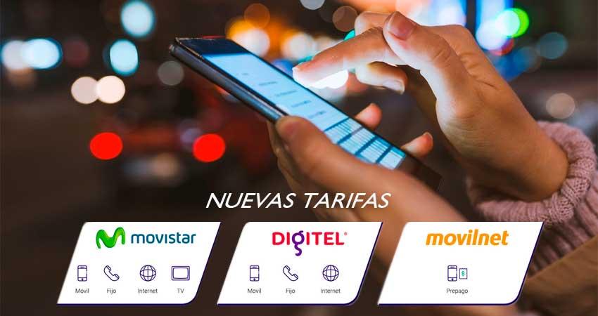 ITSCA - Nuevas tarifas celulares