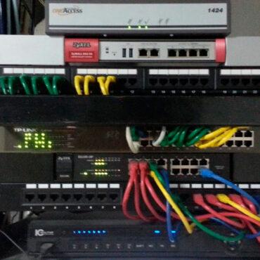 ITSCA - Servicios profesionales en computación - Ordenamiento de Racks