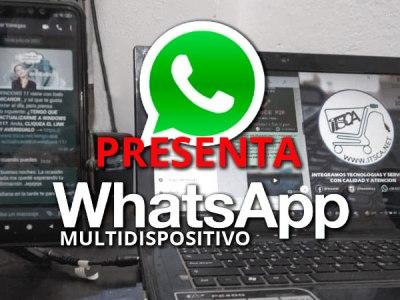 ITSCA - versión multidispositivos de whatsapp