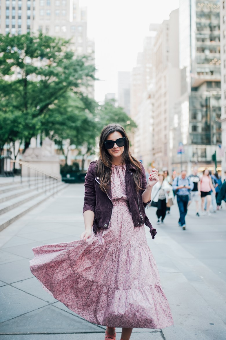 How I Manage Working Two Jobs by NYC fashion blogger Dana of The Champagne Edit