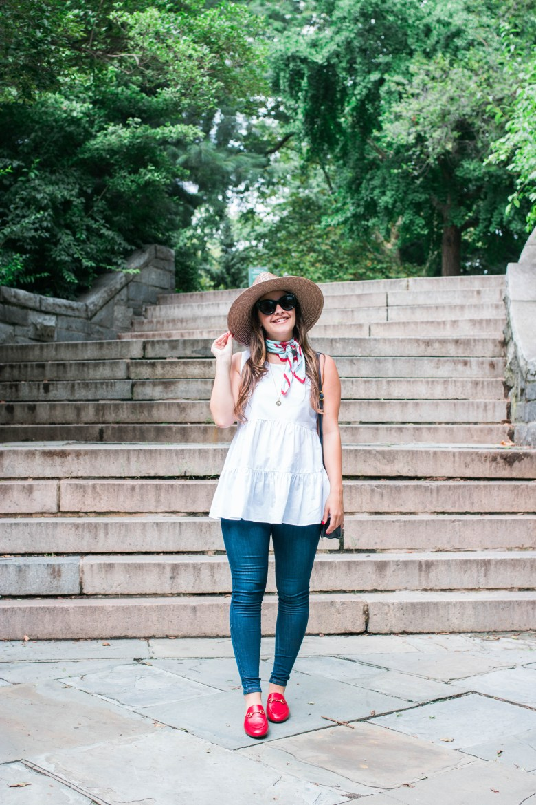 Incorporating Colorful Clothes Into Your Wardrobe by NYC fashion blogger Pink Champagne Problems