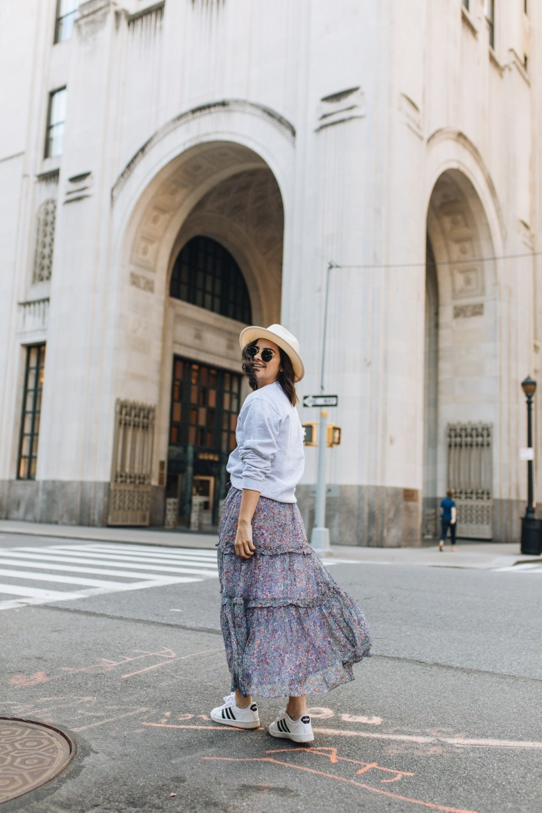 New York City fashion blogger, The Champagne Edit shares a look at what type of shopper she is. What Kind of Shopper Are You?
