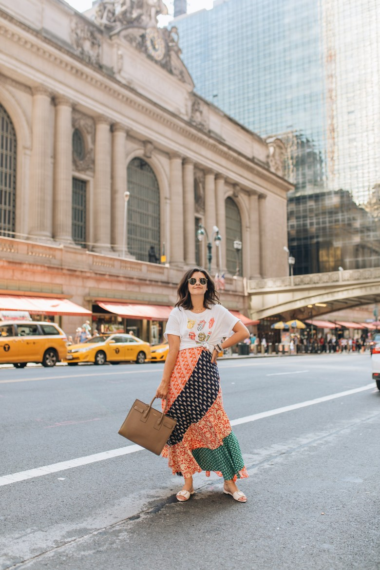New York City fashion blogger, The Champagne Edit shares what a month of no shopping has taught her! Follow along on this journey here!