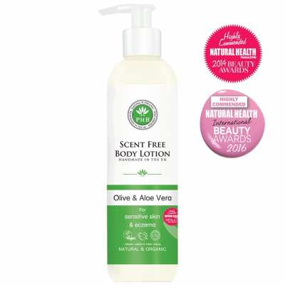 Scent Free Body Lotion