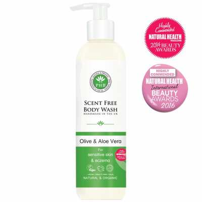 Scent Free Body Wash