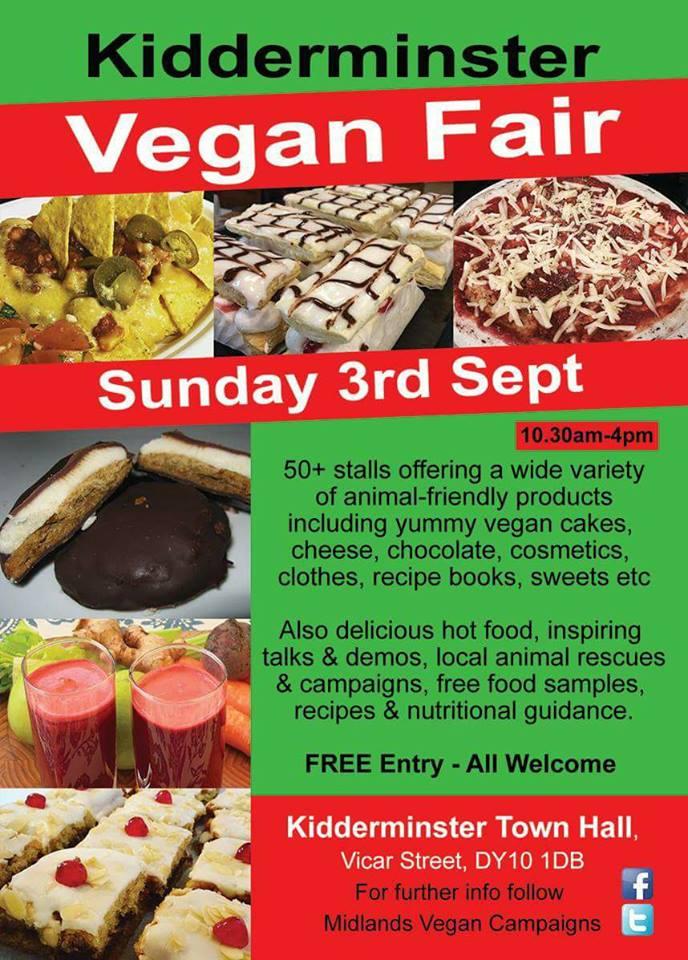 Kidderminster Vegan Fair