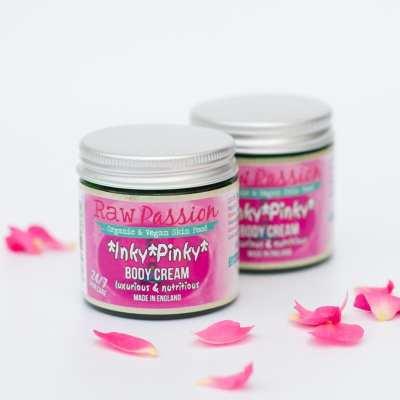 Inky Pinky Body Cream
