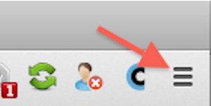 Google Chrome Startseite ändern