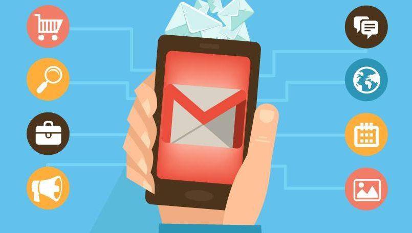 """""""Gmail"""" tagad ļaus saņemt failus līdz 50 MB apjomam"""