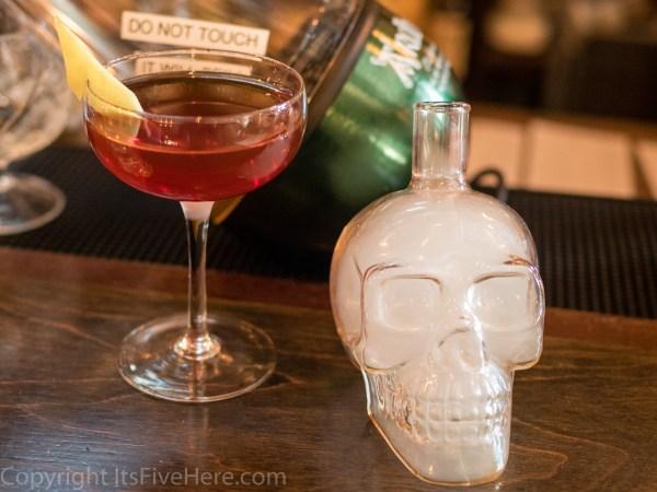 Khaleesi Cocktail at Canon