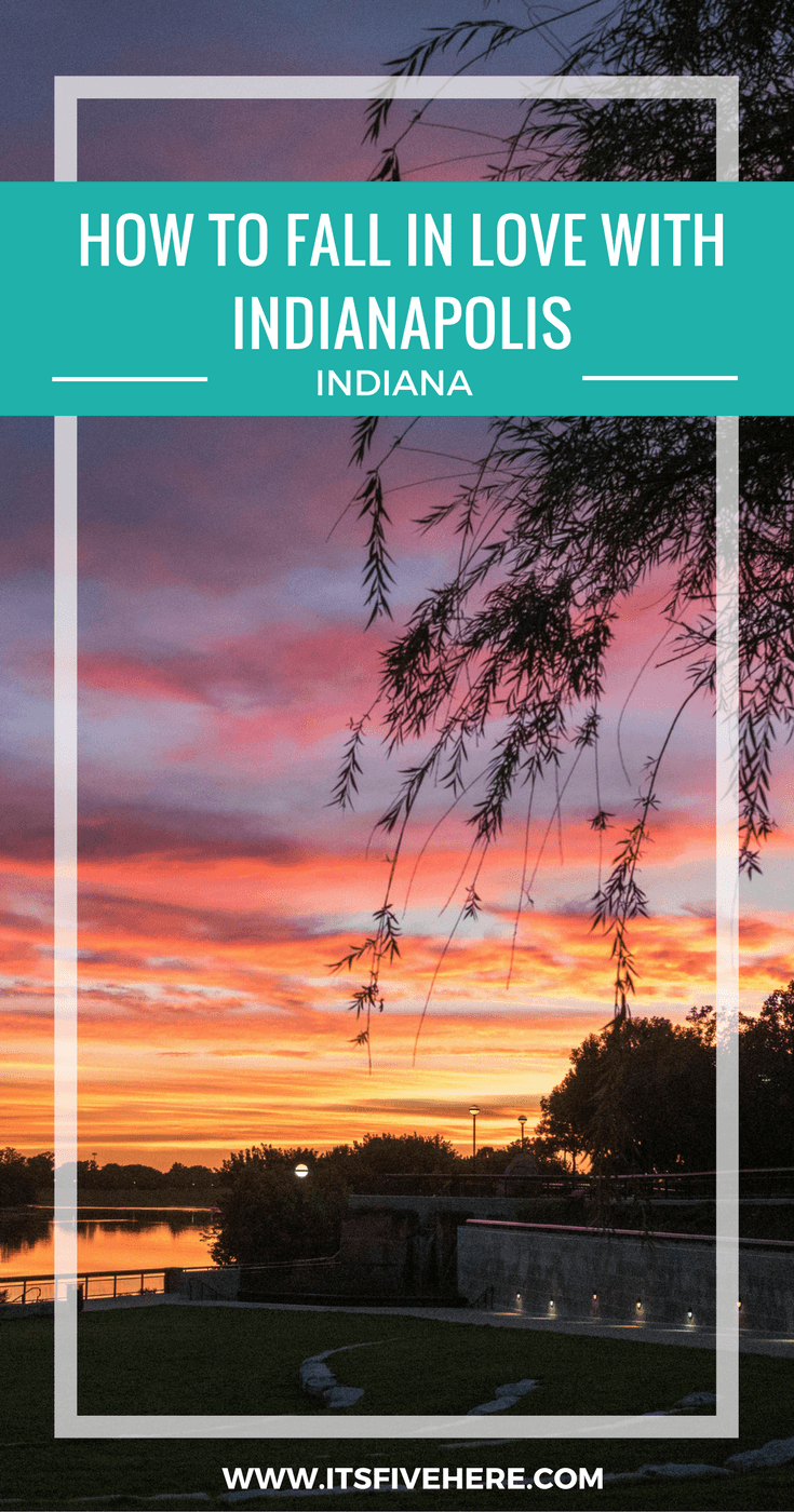 Indianapolis's food and drinks scene, Midwestern charm, and hip factor took me by surprise. Here's how you, too, will fall in love with Indiana's capital.