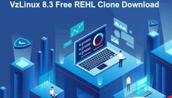 VzLinux 8.3 Download