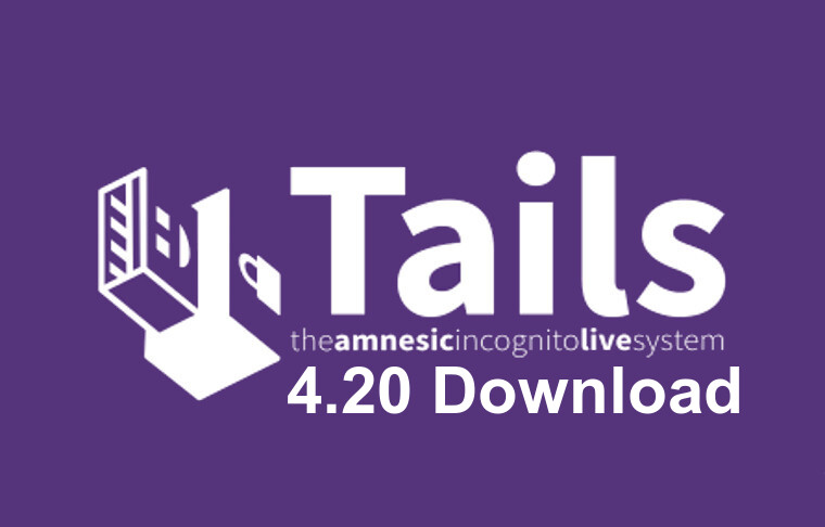 Security OS Tails 4.20 is Available to Download
