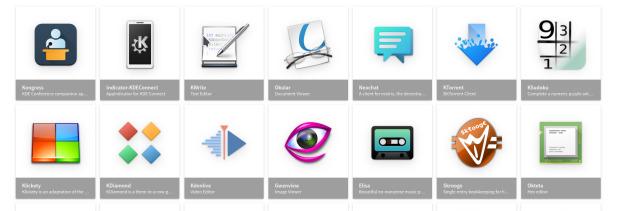 Disponible KDE Gear 08/21, más y mejor