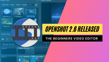 OpenShot 2.6.0 Introduces AI effects
