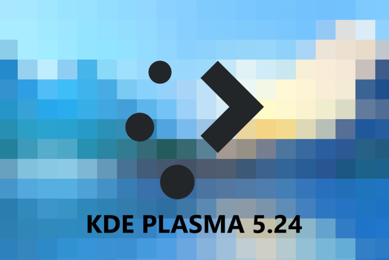 KDE starts to focus on what's new in Plasma 5.24