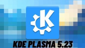 Testing and Download the KDE Plasma 5.23 Beta Desktop Environment