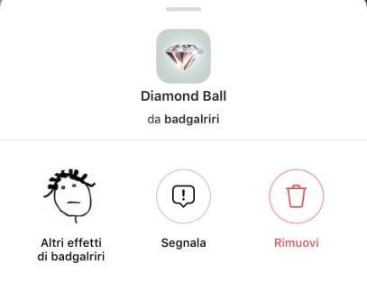 filtro rihanna diamond diamanti instagram stories