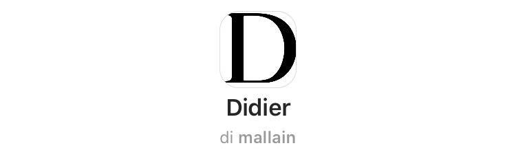 filtro dior