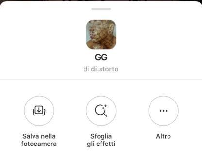 filtro gucci monogram instagram