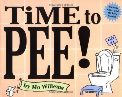 Review | Time To Pee! by Mo Willems