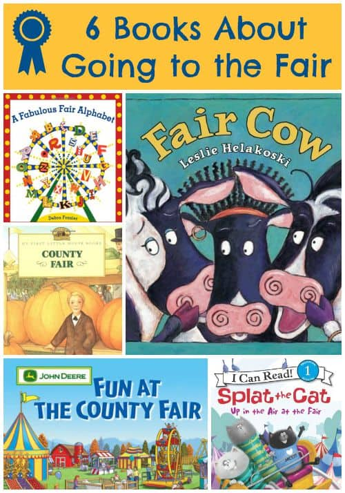 6 Children's Books About Going to the Fair
