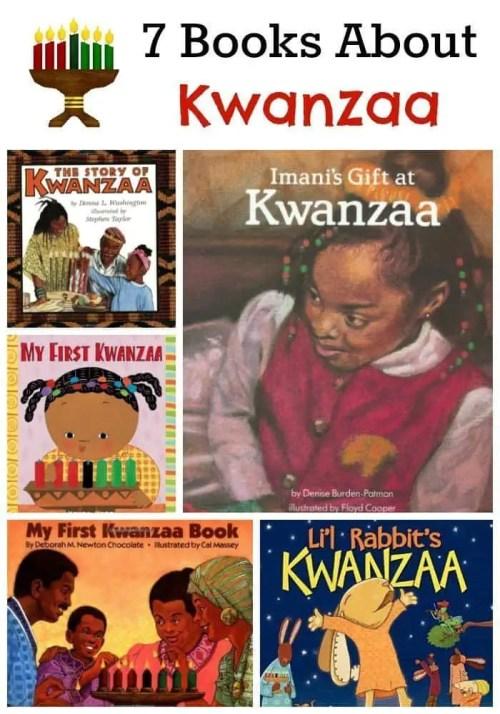 7 Books About Kwanzaa