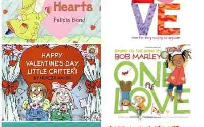 13 Children's Books for Valentine's Day