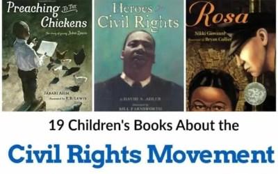 19 Children's Books About the Civil Rights Movement