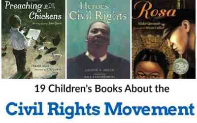 19 Children's Books About the Civil Rights Movement