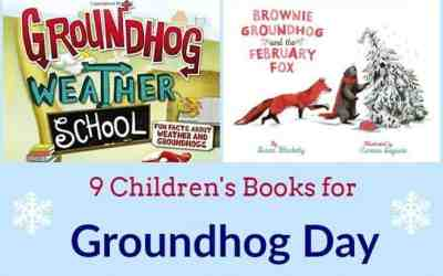 9 Books for Groundhog Day